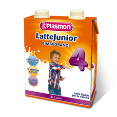 LATTE JUNIOR 4 ML 500X2