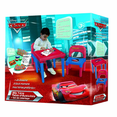 CARS ACTIVITY TABLE