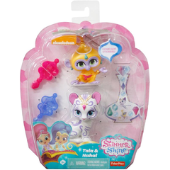 BAMBOLA TALA AND NAHAL FISHER PRICE SHIMMER AND SHINE